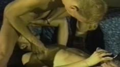 Two gay college boys switch from homework to fucking some ass